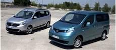 Le Dacia Lodgy Et Le Nissan Evalia Font Les Yeux Doux Aux
