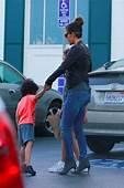 Halle Berry Nahla Aubry And Maceo Rodriguez  Sandra Rose