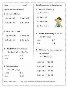 algebra operations worksheets 8533 3rd grade operations and algebraic thinking common worksheets
