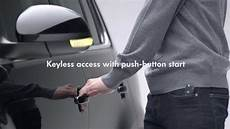 2015 volkswagen tiguan sel keyless access with push