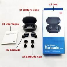 Original Xiaomi Redmi Airdots Earphones Global by Original Xiaomi Redmi Airdots Tws Wireless Earphone