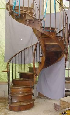 Trois Escaliers Colima 231 On A Noyau Creux Escaliers