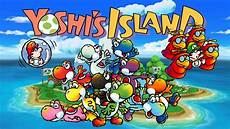 Malvorlagen Mario Und Yoshi Island Editorial Is Mario Really The Baby In Yoshi S Island