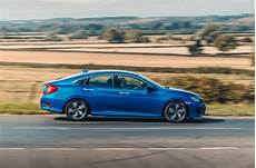 Honda Civic 4 Door 1 6i Dtec 2018 Uk Review Autocar