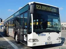 Mercedes Citaro I Regionalbus Rostock In Rostock Am 14