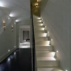 staircase wall lighting ideas top 60 best staircase lighting ideas illuminated steps