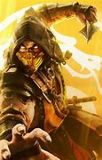 Image result for Cool MK11 Scorpion Wallpapers
