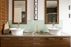 backsplash bathroom ideas 20 eye catching bathroom backsplash ideas