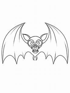 Malvorlagen Fledermaus Kostenlos Fledermaus Schablonen Zum Ausdrucken Kinderbilder