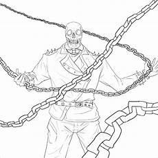 ghost rider coloring pages coloring pages zum ausdrucken