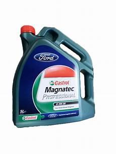 genuine ford castrol magnatec professional 0w30 x 5ltr