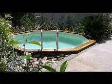 piscines en kit kit piscine bois