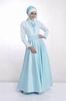 Baju Muslimah Pesta Tips Memilih Dan Contohnya