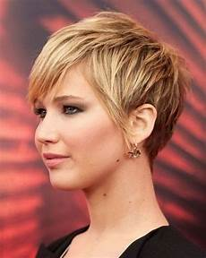 short hairstyles for thick hair round face hair and hairstyles