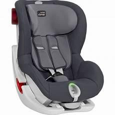 Britax Römer King - britax r 246 mer child car seat king ii ls 2018 grey