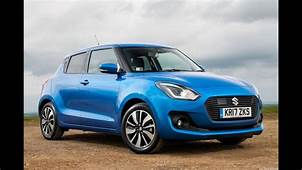 New Suzuki Swift Concept 2018  2019 Review Photos