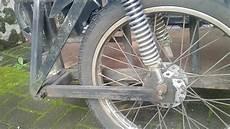Modifikasi Motor Bebek Jadi Roda Tiga by Modifikasi Motor Roda Tiga Paling Sederhana