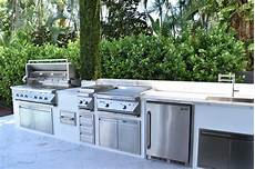 Kitchen Grill Miami by Outdoor Kitchens 187 Luxapatio