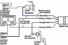 electric brake wiring diagram how to install an electric brake controller it still runs