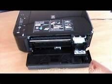 changer cartouche canon probleme imprimante canon mg3550 astucesinformatique