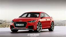 audi tt sportback audi tt rs sportback is a brilliantly stupid idea