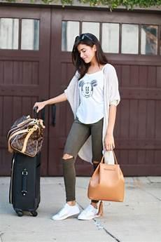 tenue de voyage travel my airport style sazan