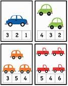 Preschool Printables Cars  Exercice Pour
