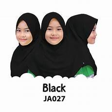 Afrakids Jilbab Anak jilbab anak afrakids black tokoafra