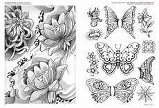 fiori di loto e farfalle flowers butterflies