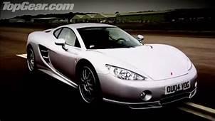 Ascari KZ1 Review  Top Gear YouTube
