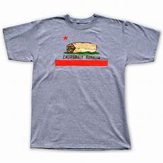 t shirt in california burrito means grey t shirt cali burrito