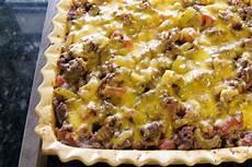 Hackfleisch Kartoffel Auflauf - southwestern style beef and potato casserole recipe