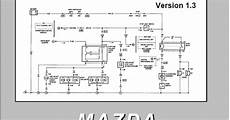 mazda electrical wiring diagram workbook wiring diagram service manual pdf