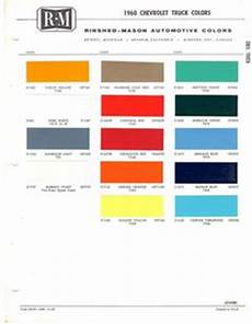 quot paint chips 1968 ford quot mustang torino truck line using