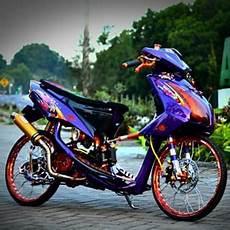 Modifikasi Mio Lama by Modifikasi Mio Soul Lama Modifikasi Motor Kawasaki Honda