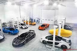 Factory Visit McLaren Special Operations  GTspirit