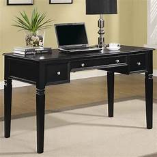 classic home office furniture black classic home office desk coaster furniture