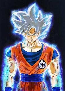 Goku Ultra Instinto Perfecto Goku Imagenes De Goku