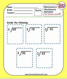 division worksheets level 2 the teacher s craft