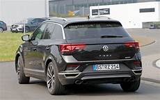 Vw T Roc R 2018 Revealed In Pictures Car Magazine