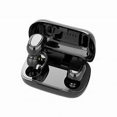 Bakeey Bluetooth Earphone Hifi Stereo Sports by Bakeey L21 Tws Wireless Stereo Bluetooth 5 0 Hifi Binaural