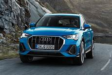 New 2018 Audi Q3 Bigger Bolder Suv Takes Fight To Bmw X1