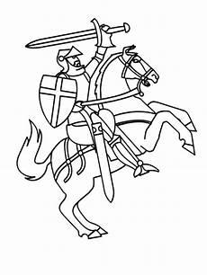 Ritter Malen Malvorlagen Ritter Malvorlagen Ausmalbilder Ritter Ausmalen