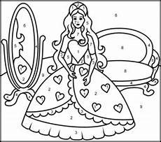 color by number princess coloring pages 18139 princesses coloring