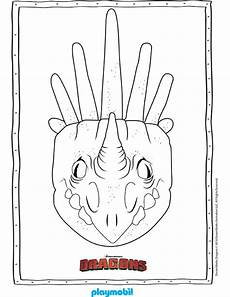 playmobil coloring sheet dragons 2 2018 04 time