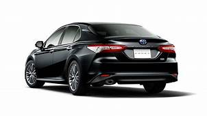 2018 Toyota Camry Unveiled With TRD And Modellista