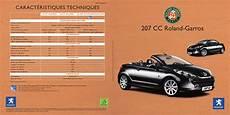 207 cc roland garros mode d emploi peugeot 207 cc roland garros voiture