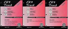 online auto repair manual 2002 gmc yukon navigation system 2007 ck suv repair shop manual set avalanche suburban tahoe denali xl yukon escalade esv ext