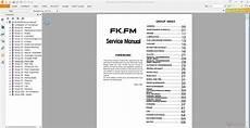 car repair manuals online pdf 1992 mitsubishi truck engine control mitsubishi fuso 1992 95 fkfm service manual auto repair manual forum heavy equipment forums