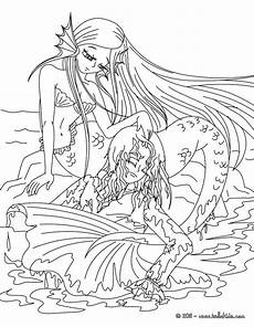 Malvorlagen In A Mermaid Tale Advanced Mermaid Coloring Pages At Getdrawings Free
